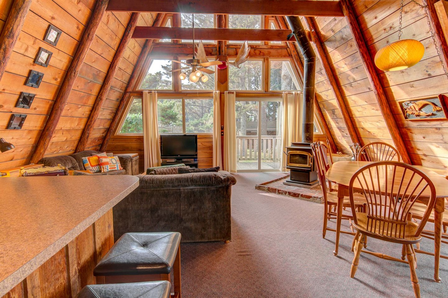 Sweet Home Rentals A Frame House Vacation Rental In